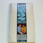 Star Trek Novel 2 James Blish 1969 Corgi Book